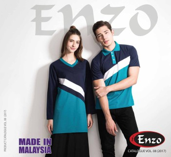 Enzo - Catalogue Vol.8 2017