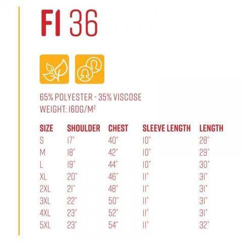 Oren Sport _ Size _ F1 36
