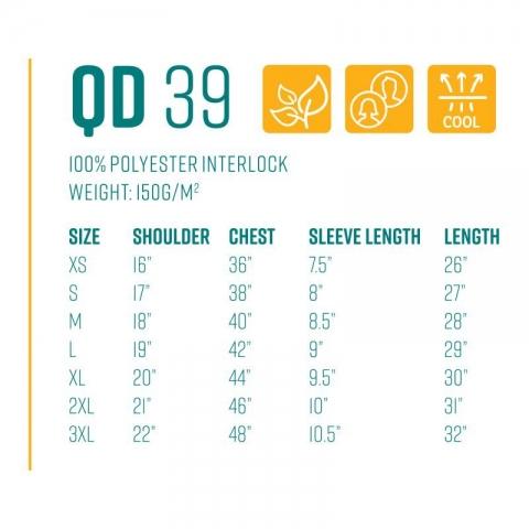 Oren Sport _ Size _ QD 39