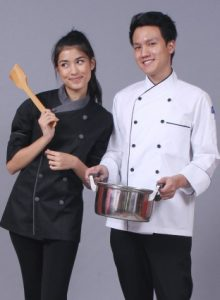 Sarto House - Chef Uniform