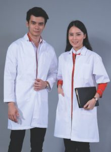 Sarto House - Lab Coat